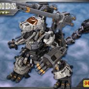 コトブキヤ、「ゾイド」より「RZ-001 ゴジュラスガナー」を11月に限定発売! 格闘戦で無敵のゴジュラスに巨大ロングレンジバスターキャノンを搭載