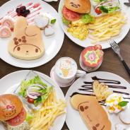 サンリオ、直営カフェ「SANRIO CAFE池袋店」を6月5日10時よりオープン! サンリオキャラのかわいい世界観を再現!