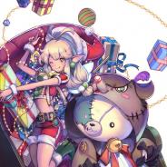 ゲームオン、『フィンガーナイツクロス』でクリスマス限定騎士「ノエル」が登場するクリスマスイベントを開始!