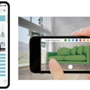 アドウェイズ、XR領域に強みを持つMawariとWeb ARを活用した体験型広告「Interactive AR AD」を共同開発 体験に専用アプリは不要