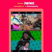 Epic Games、『フォートナイト』とビデオチャットツール「Houseparty」の連携でゲームプレイ配信機能追加!