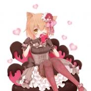 ジープラ、『猫耳さばいばー!』で期間限定バレンタインにゃんこが登場。新キャラクター、みゆ&ソフィーの進化も追加