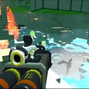 コロプラ、新作VR STG『Dig 4 Destruction』をHTC Viveに配信開始 ボイスチャット機能搭載…最大4人までオンライン対戦が可能