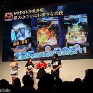 【TGS2016】声優の池澤春菜さんも出演した「モンハン エクスプロア」最新発表ステージをレポート…大型アップデートで実装される「操虫棍」のド派手な武技が炸裂!
