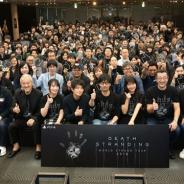 SIE、『DEATH STRANDING』World Strand Tour 2019 TOKYO公式レポートが到着…Q&Aコーナーや小島監督のギネス世界記録認定式も