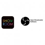 SHOWROOM、仮想ライブ空間「SHOWROOM」でオープンソースの配信ツール「OBS Studio」との開発連携が完了