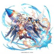 EXNOA、『神姫PROJECT A』で「メタトロン」「ラートリー」の2人が新衣装で再登場
