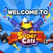 中国Happy Universe Studios、3対3のMOBAゲーム『Super Cats』を配信中! 3対3の二手に分かれて3分間のリアルタイム対戦