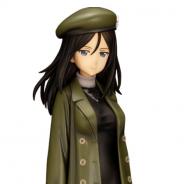 コトブキヤ、『ガールズ&パンツァー 最終章』より「ノンナ」を8月に発売! 「フィギュア道」シリーズ11弾