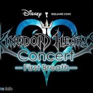 スクエニ、『キングダム ハーツ』シリーズ初のオフィシャルブラスバンドコンサート「キングダム ハーツ コンサート ファーストブレス」を追加開催