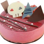 アニメイトカフェ、 『うたの☆プリンスさまっ♪』黒崎蘭丸バースデーケーキセットの予約受付を開始!