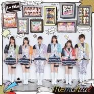 i☆Risの15thシングル「Memorial」のアー写とジャケ写、収録曲が解禁 茜屋日海夏さんによるコメントも