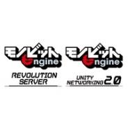 モノビット、ゲーム向け通信ミドルウェア「Monobit Revolution Server」などを公開…高レスポンスでVRなどにも対応