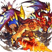 ミクシィ、『モンスターストライク』で「サラマンダー」の獣神化が4月2日から可能に!!