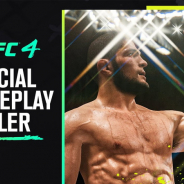 EA、PS4/XONE格闘ゲーム『EA SPORTS UFC4』公式トレイラーを公開!
