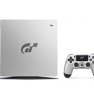【PSVR】『グランツーリスモSPORT』特別デザインのPS4が10月19日に発売