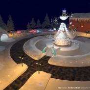 バーチャルキャストとGugenka、「初音ミク」公式のVRテーマパーク『MIKU LAND β SNOW WORLD 2021』の全容公開!
