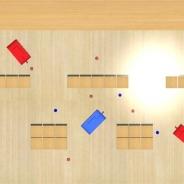 アカツキのサポートを受けて4人の高校生が制作したシューティングゲーム『ミニタンク!』がGoogle Playで配信開始