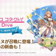 任天堂とCygames、『ドラガリアロスト』で新イベント「プリンセスコネクト!Re:Dive新しい友だちと異世界ごはん」を11月下旬より開催