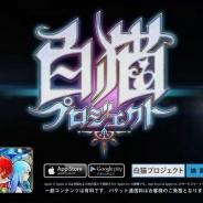 コロプラ、『白猫プロジェクト』の新テレビCM「PV編」を8月16日より放映開始。人気声優・堀江由衣さんが歌う主題歌に乗せゲームの魅力を紹介
