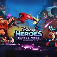 ディズニー、スマートフォン向けRPG『Disney Heroes:Battle Mode』の事前登録を開始 ウッディやMr.インクレディブルなど30人超のキャラが登場