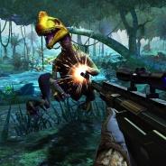 Glu、新作『ディノ・ハンター』を配信開始。『Deer Hunter』シリーズの開発陣が贈る恐竜ハンティングゲーム