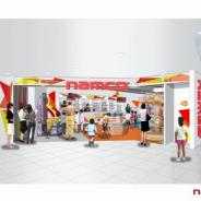 バンナムアミューズメント、アジア地域の施設事業を強化 スポーツテインメントが楽しめる新店舗を香港にオープン