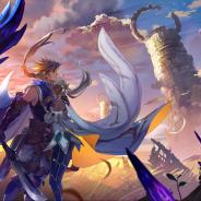 コロプラ、新作『最果てのバベル』のサービスを開始 著名クリエイターを起用した本格RPGがついに登場!!