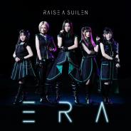 ブシロード、RAISE A SUILENの1stアルバム「ERA」がオリコン週間アルバムランキングで2位を獲得!