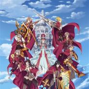 スクエニ、10月4日配信予定の『交響性ミリオンアーサー』のオープニングアニメのフルバージョンとキービジュアル第3弾を公開!