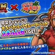 カヤック、『ぼくらの甲子園!ポケット』で『戦の海賊』とのコラボレーションキャンペーンを実施 限定チャレンジでコラボ記念バットをゲットできる
