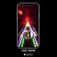 DROOLのリズムバイオレンスゲーム『Thumper』 iOS版がリリース BGMはノイジーバンドLightning Boltが担当