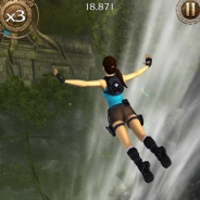 スクエニ、新作アプリ『Lara Croft: Relic Run』を北米含む一部国で配信開始! 豪快なパルクール演出が楽しめる名作ADV『トゥームレイダー』題材のランニングゲーム