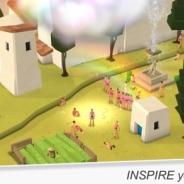 【米App Storeランキング(8/9)】DeNAの『Godus』が無料3位に登場!  ピーター・モリニュー氏の手がける新作ゴッドゲームが早くも上位に