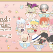 「Fate/Grand Order Design produced by Sanrio」カフェ第3弾が9月5日より開催決定! 本日19時より予約受付!