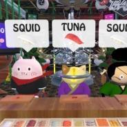 VR開発会社mikai、Steamで寿司職人SLG『VR SUSHI BAR』をリリース Steamランキングも2位にランクイン