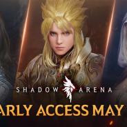 Pearl Abyss、新作アクションバトルロワイアル『シャドウアリーナ』が5月21日よりアーリーアクセスを開始!