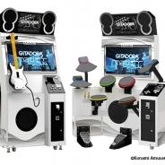 コナミアミューズメント、アミューズメント施設向け音楽ゲーム『GITADORA Matixx』の稼働開始