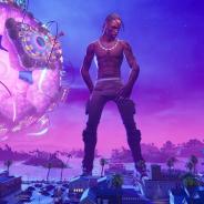 Epic Games、『フォートナイト』トラヴィス・スコットイベントの参加者数が2770万人越え! 公式Youtubeではライブ中の様子も公開に