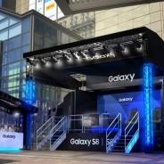 サムスン、Galaxy Studio福岡を開催 日本初上陸のVRアトラクションも開催