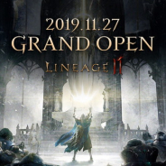 韓国NCソフト、新作モバイルMMORPG『リネージュ2M』を11月27日より韓国で正式サービス開始!