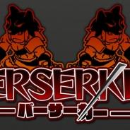Cygames、新作アプリ『バーサーカー - BERSERKER -』のAndroid版を配信開始。4方向から迫り来る敵をなぎ倒すアクションゲーム