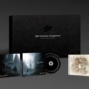 スクエニ、『NieR Orchestra Arrangement Album』3商品のジャケット画像を公開 幸田和磨氏による新規描き下ろしのイラストを使用