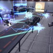 DataMesh、モデルガンを使ったMR STGゲームなどを「VR・AR・MRワールド」に出展