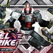 たゆたう、ロボットアクションゲーム第2弾『Steel Strike』を配信開始 Runゲームの前作に続く本作はベルトスクロールアクションゲーム