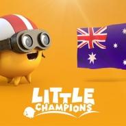 アプリボット、3Dアクションゲーム『リトルチャンピオンズ』をオーストラリアで配信開始 日本語版は2月中旬に先行プレイを開催予定
