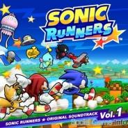 セガHD、『ソニック ランナーズ』の楽曲を収録した「ソニック ランナーズ オリジナルサウンドトラック Vol.1」を配信開始