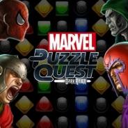 D3P、スマホ向けパズルRPG『マーベル・パズルクエスト:ダークレイン』の提供開始…マーベルのヒーローとパズルクエストが融合!