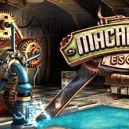 CAモバイル、パズル型脱出ゲームアプリ『脱出ゲーム: Escape Machine City』を「auスマートパス」で配信開始!