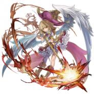 NTTドコモとトライエース、『Heaven×Inferno』でランキングイベント「神の槍 ~花と妖精の森~」を開催